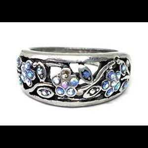 Lia Sophia Garden Party Ring